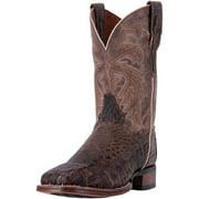"""Dan Post Western Boots Mens 11"""" Denver Orthotic Cowboy Brown DP3965"""