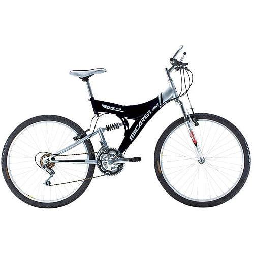 "26"" Micargi M90 Men's Mountain Bike, Black"