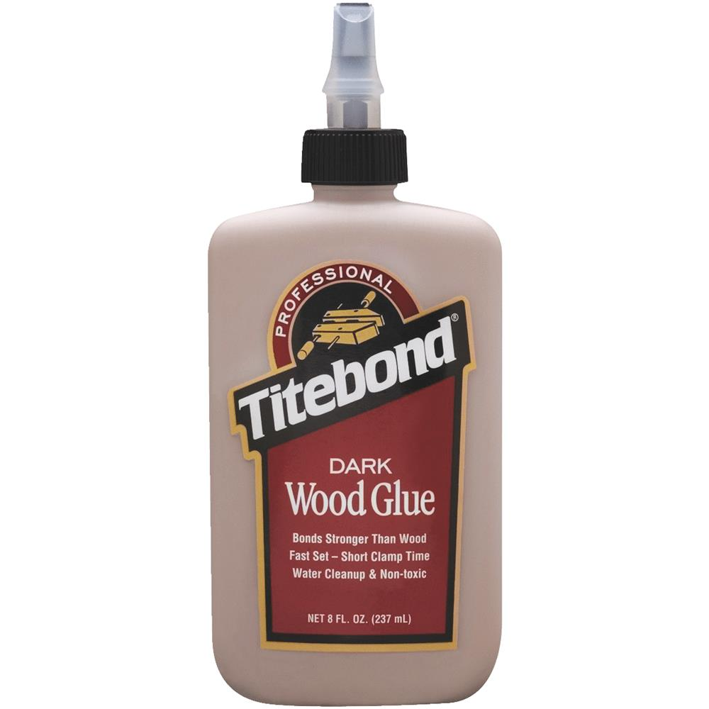 Titebond 3703 Dark Wood Glue, 8 Oz