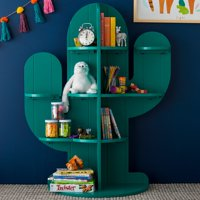 Cactus Bookcase by Drew Barrymore Flower Kids