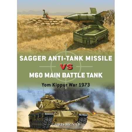 Sagger Anti-Tank Missile vs M60 Main Battle Tank : Yom Kippur War (Main Attrakionz Green Ova To The Top)
