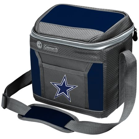 State Cowboys Ice (Dallas Cowboys Coleman 9-Can 24-Hour Soft-Sided Cooler - No Size )