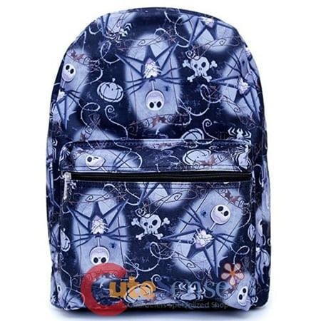 disney nightmare before christmas jack skellington halo 16 backpack color - Nightmare Before Christmas Backpack