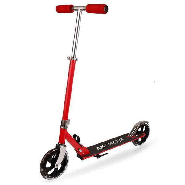 Cityglide Adult Kick Scooter - 220lb Weight Limit - Folds...
