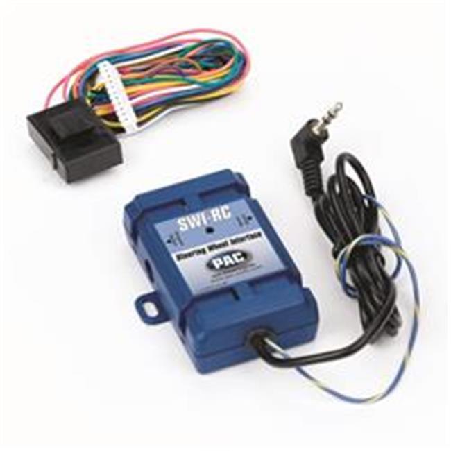 PAC SWIRC Steering Wheel Radio Control Interface