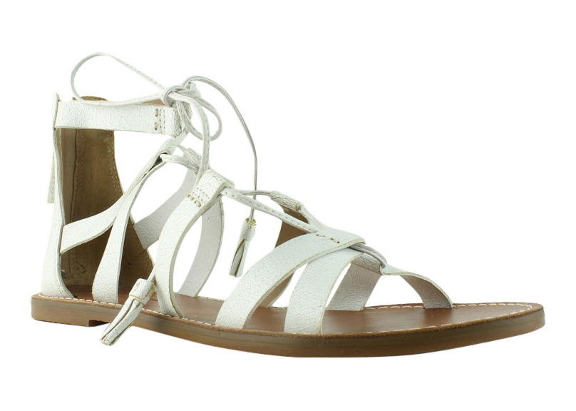 Tommy Bahama Womens TB7S00031-01W-B-137 White Strap Sandals Size 9 New by Tommy Bahama