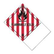 LABELMASTER ETHSNV4 Non-Flammable Gas Label,100mmx150mm,500 G0272128
