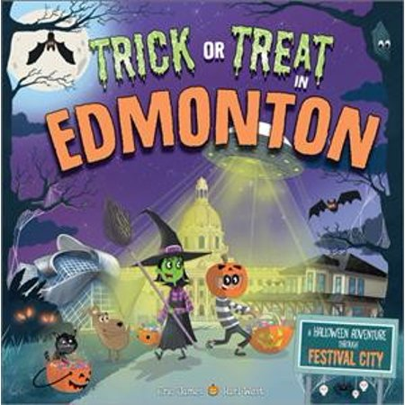 Halloween City Coupons (Trick or Treat in Edmonton : A Halloween Adventure Through Festival)