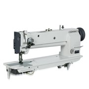 Reliable 5400Tw 1800Rpm 2 Needle Lockstitch Commercial Sewing Machine