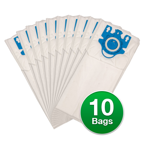 Replacement For Miele 7805130 / 210 / Style U Vacuum Bags - (2 Pack)