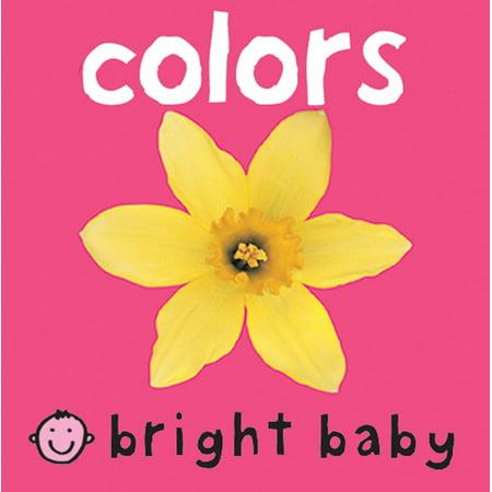 Colors (Board Book) -
