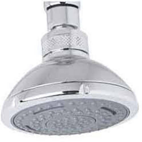 Rohl I00131 Bossini Sondria Multi Function Shower Head, Available in Various Colors