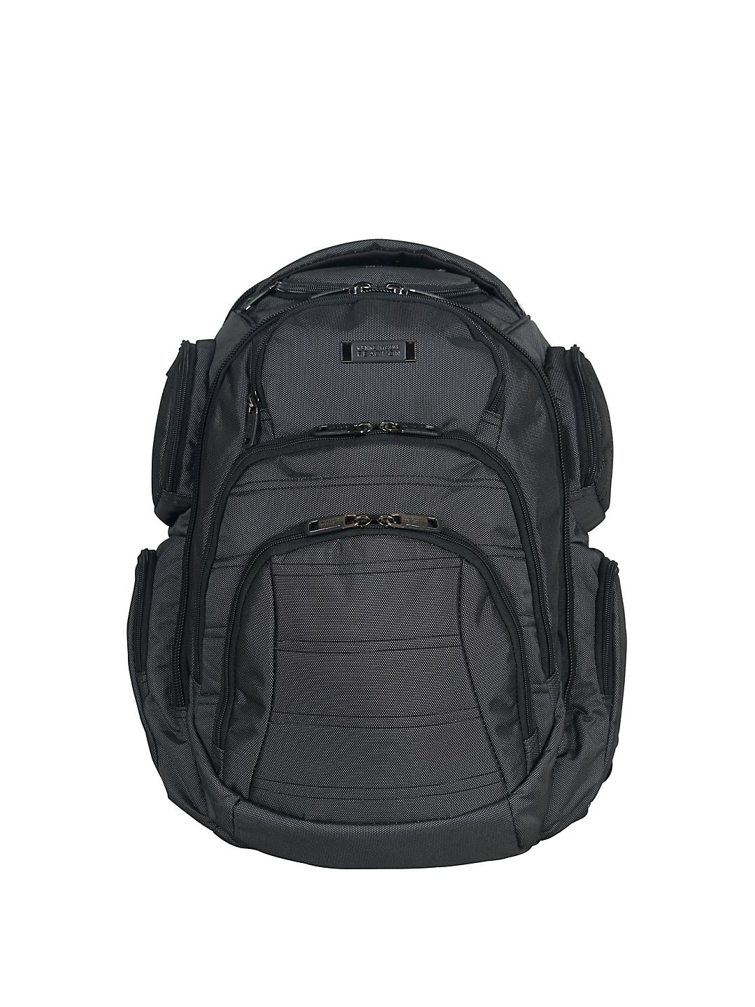 Dual Compartment Multipocket Computer Business Backpack