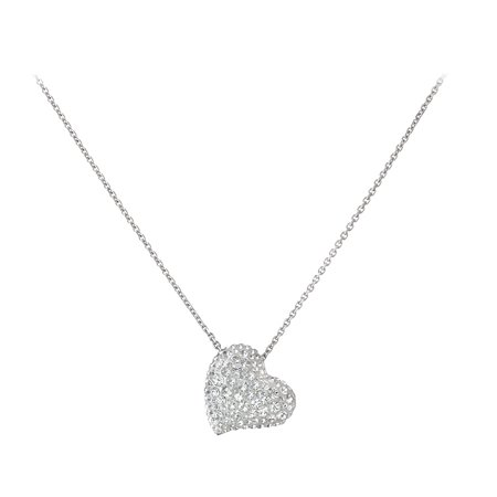d5c3233a6 Swarovski - Alana Pendant Heart Ladies Necklace 1145706 - Walmart.com
