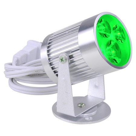 Yescom 3W LED Beam Spotlight Pinspot Stage Lighting Effect for DJ Mirror Ball KTV Discos Party for $<!---->