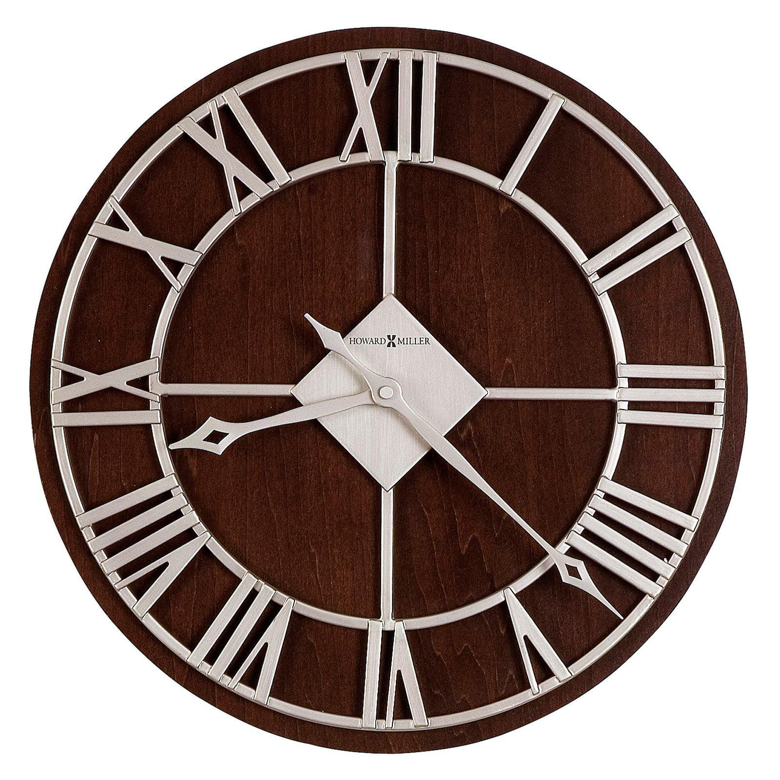 Howard Miller 625-496 Prichard 15 in. Wall Clock by Howard Miller