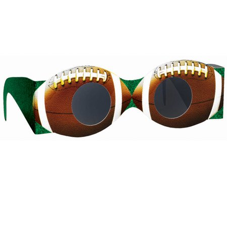Football Paper Glasses (1ct)