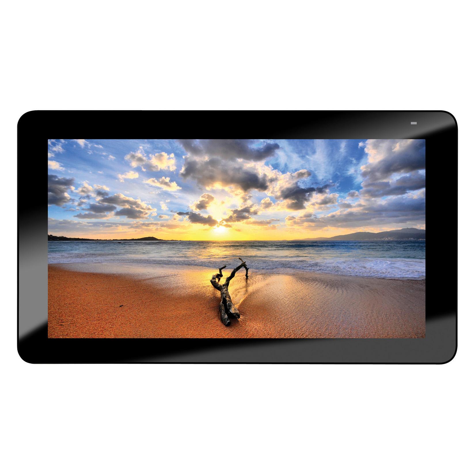"""Tview D93TSG 9.3"""" Single Din Touchscreen Receiver Navigation Bluetooth Dvd/am/fm"""