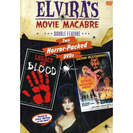 Legacy of Blood & Devil's Wedding Night: Elvira's (The Wedding Night Of An English Rogue)