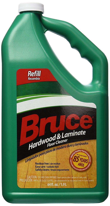 Bruce Hardwood And Laminate Floor