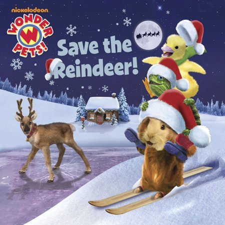 Save the Reindeer! (Wonder Pets!) - eBook](Wonder Pets Duckling)