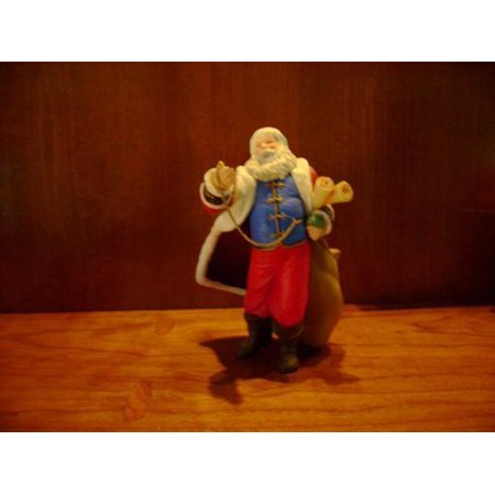 Santa Claus And Miss Claus (Hallmark 2001 Santa Claus, LAST ONE!!! Don't Miss out By Keepsake Ornament From)