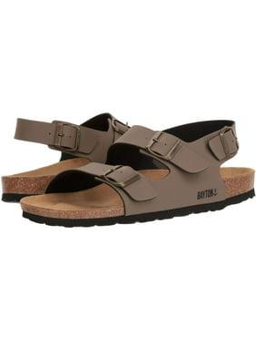89e3c6a89f35 Free shipping. Product Image Bayton Men s Achille Noir Ankle-High Leather  Sandal - 13M