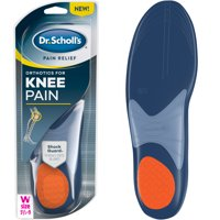 Dr. Scholl's KNEE Pain Relief Orthotics, 1 Pair (Women's 5.5-9)