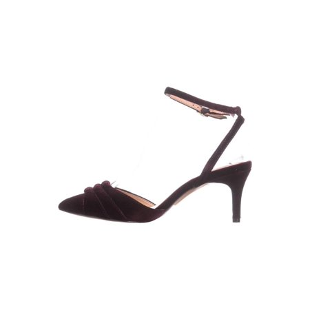 Inc International Concepts Womens Leala Closed Toe Ankle Strap Classic
