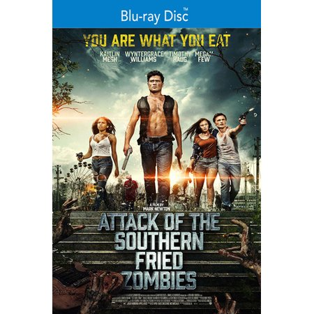 Attack of the Southern Fried Zombies (Blu-ray) - Halloween Zombie Attack Prank