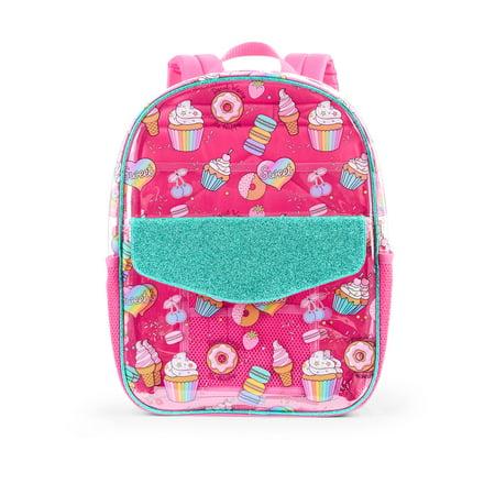 Wonder Nation Clear Kids Backpack