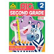 Big Second Grade Workbook