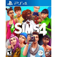 The SIMS 4, PlayStation 4