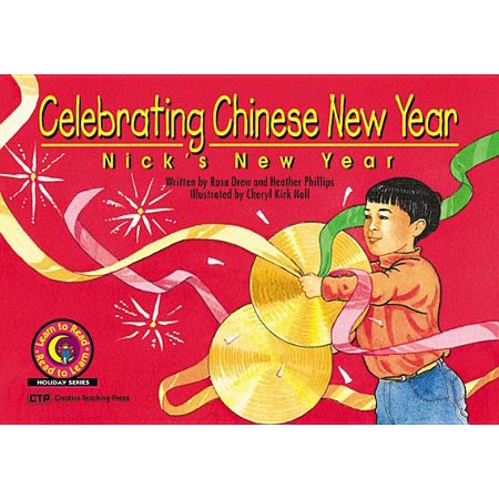 Celebrating Chinese New Year : Nick's New Year