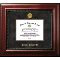 "Purdue University 7.625"" x 9.625"" Executive Diploma Frame"
