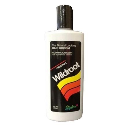 - Wildroot The Natural Looking Hair Groom, Original - 8 Oz