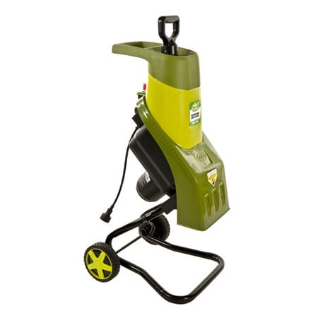 Sun Joe CJ601E Electric Wood Chipper | 16:1 Reduction | 14 Amp