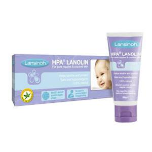 Lansinoh Labs HPA Lanolin Nipple Cream 40g Each (Lansinoh Lanolin Cream)