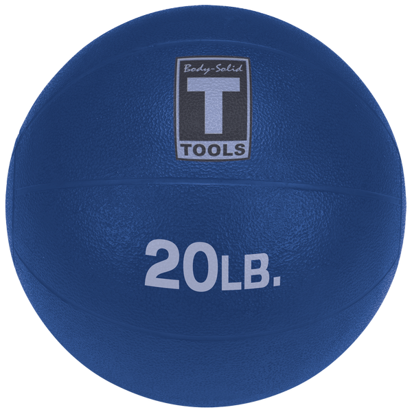 20 lbs. Rubber Medicine Ball
