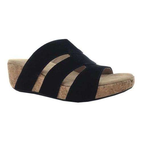 Adrienne Vittadini Daytona Slide Wedge Sandal (Women's)