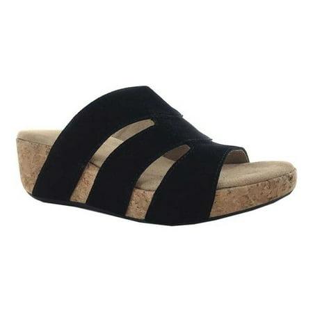 Adrienne Vittadini Daytona Slide Wedge Sandal (Women's) ryQJc8Jk