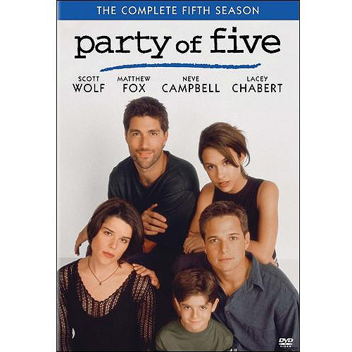 Party Of Five: The Complete Fifth Season (Anamorphic Widescreen)
