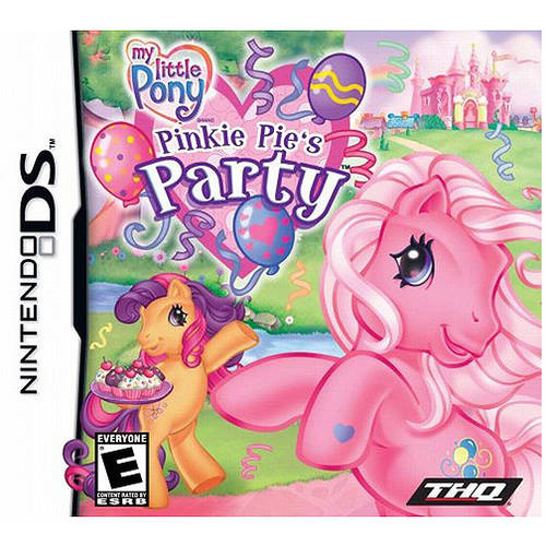 Pinkie Pie'S Party (DS) - Pre-Owned
