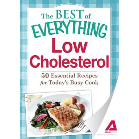 Low Cholesterol - eBook (Best Cheese For Low Cholesterol)