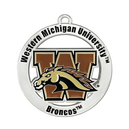 Western Michigan Ornament