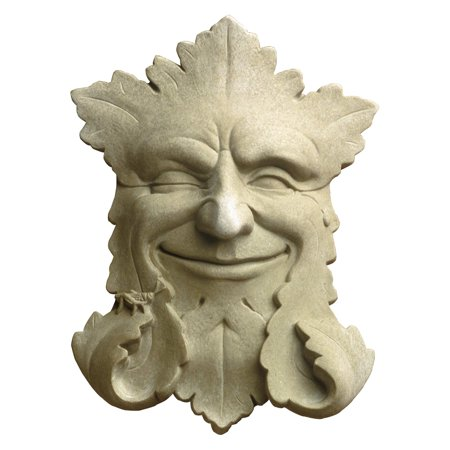 Garden Smile Wall Plaque (Garden Frogs Wall Plaque)