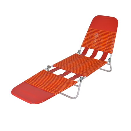 Awe Inspiring Mainstays Folding Jelly Beach Lounge Orange Walmart Com Gmtry Best Dining Table And Chair Ideas Images Gmtryco