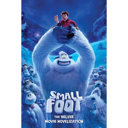 3e241454171d Smallfoot The Deluxe Movie Novelization - Walmart.com