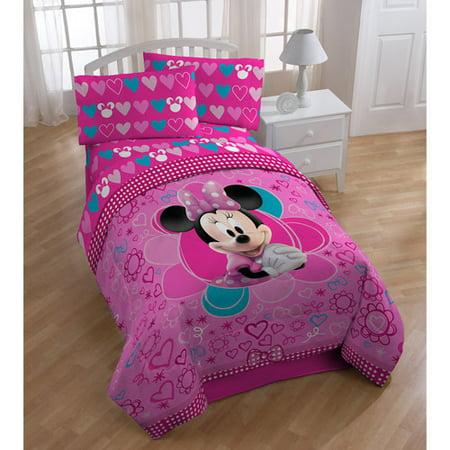 Minnie Mouse Comforter - Walmart.com