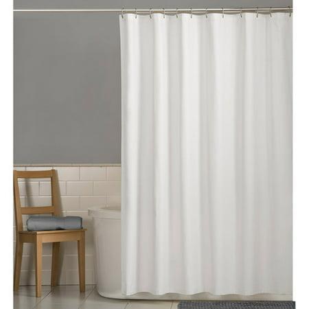 Maytex Fabric Shower Curtain Liner - Walmart.com